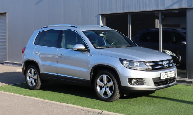 Volkswagen TIGUAN 2.0 TDI 150 LOUNGE GPS, Clim, BT, Garantie 12 mois Diesel GRIS Occasion à vendre