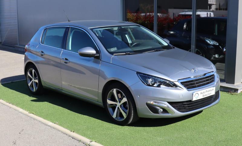 Peugeot 308 1.6 THP 155 FELINE Cuir,Clim Auto, Garantie 12 mois Essence GRIS Occasion à vendre