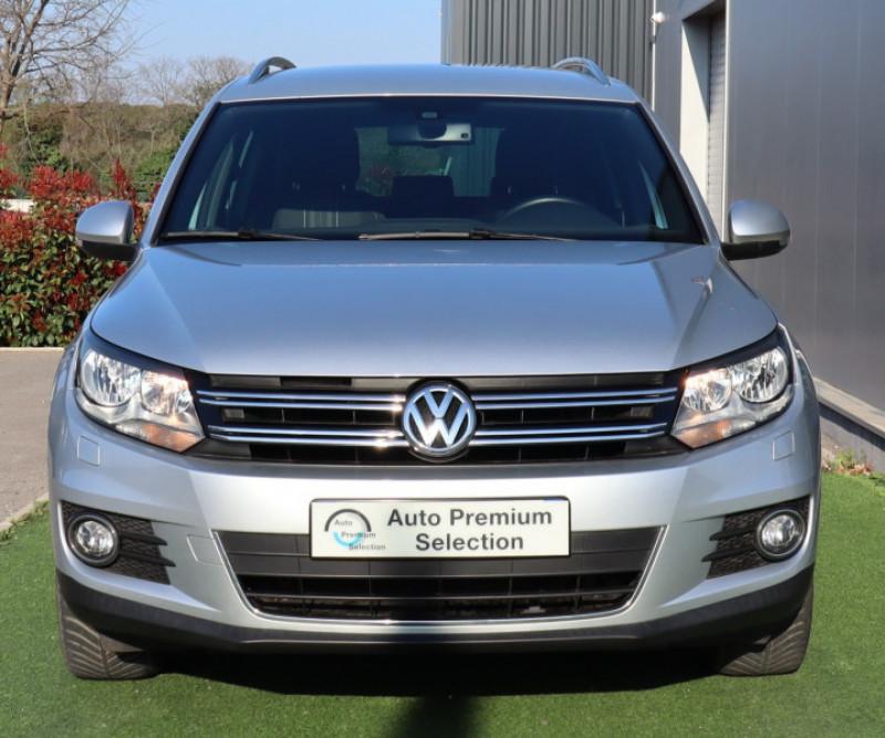 Photo 3 de l'offre de VOLKSWAGEN TIGUAN 2.0 TDI 150 LOUNGE GPS, Clim, BT, Garantie 6 mois VW à 17890€ chez Auto premium Selection
