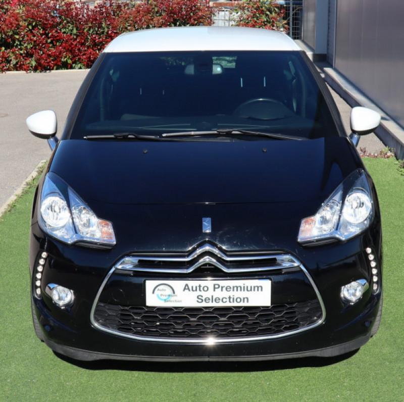 Photo 3 de l'offre de CITROEN DS3 1.6 THP 155 GPS, Clim Auto, BT, Garantie 6 mois à 8900€ chez Auto premium Selection