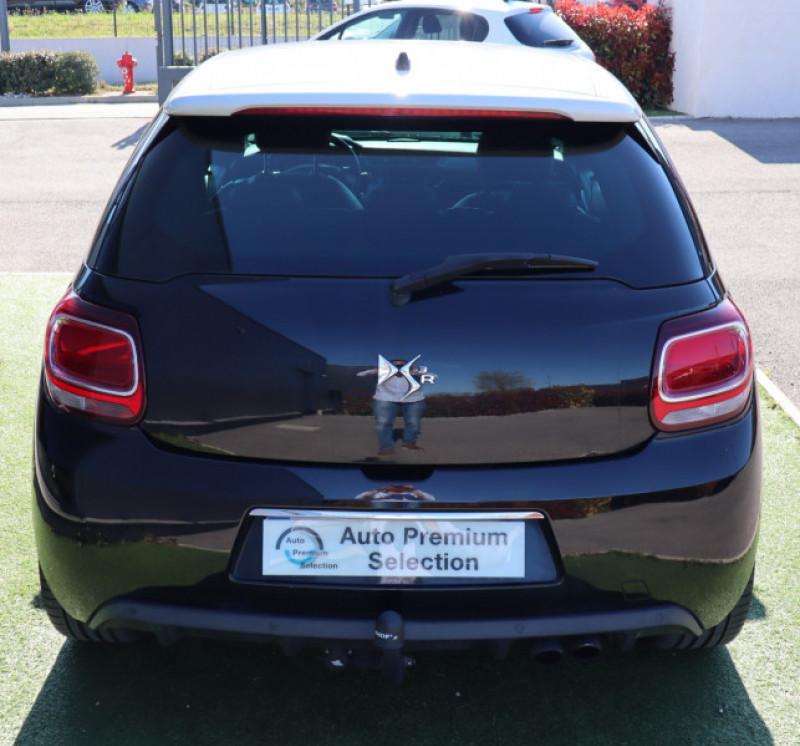 Photo 5 de l'offre de CITROEN DS3 1.6 THP 155 GPS, Clim Auto, BT, Garantie 6 mois à 8900€ chez Auto premium Selection