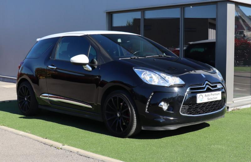 Photo 1 de l'offre de CITROEN DS3 1.6 THP 155 GPS, Clim Auto, BT, Garantie 6 mois à 8900€ chez Auto premium Selection