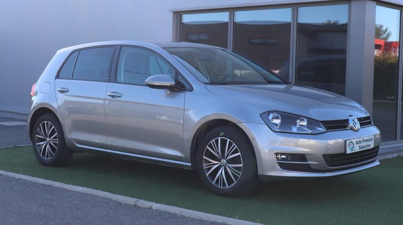 Volkswagen GOLF VII 1.4 TSI 150 ALLSTAR GPS, Clim, BT Garantie 6 mois VW Essence GRIS Occasion à vendre
