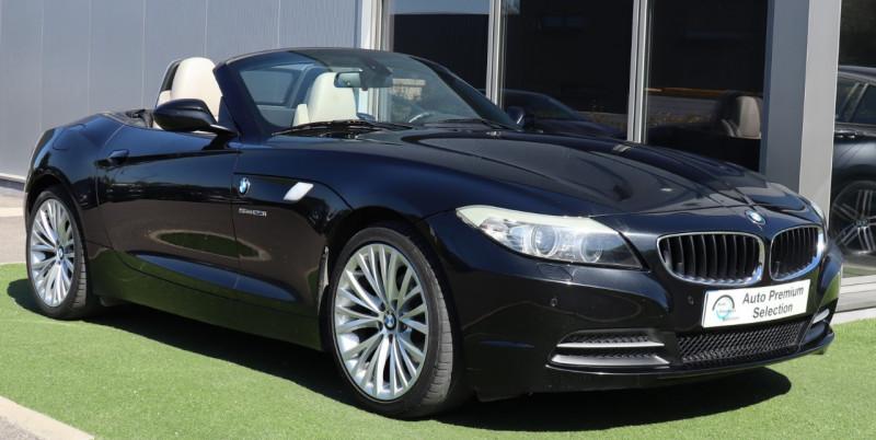 Bmw Z4 23IA 204 cv LUXE Garantie 6 mois BMW Essence NOIR Occasion à vendre