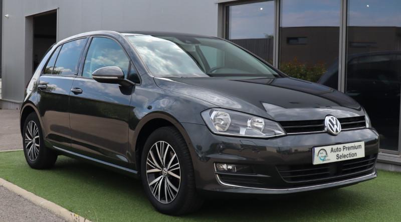 Volkswagen GOLF VII 1.4 TSI 150 ACT ALLSTAR GPS,Clim,BT Garantie 12 mois VW Essence ANTHRACITE Occasion à vendre