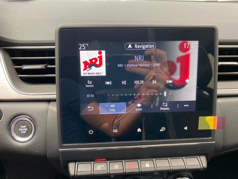 Photo 12 de l'offre de RENAULT Captur 1.0 TCe 100ch Intens - 20 100 à 20490€ chez Duval Automobiles