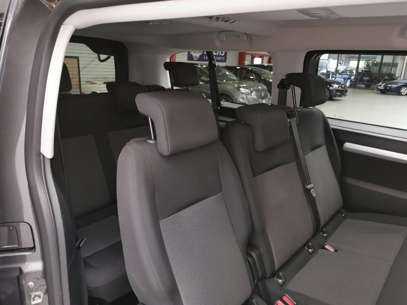 Photo 7 de l'offre de CITROEN SpaceTourer XL BlueHDi 150ch Business S&S E6.d-TEMP 150 à 28990€ chez Duval Automobiles