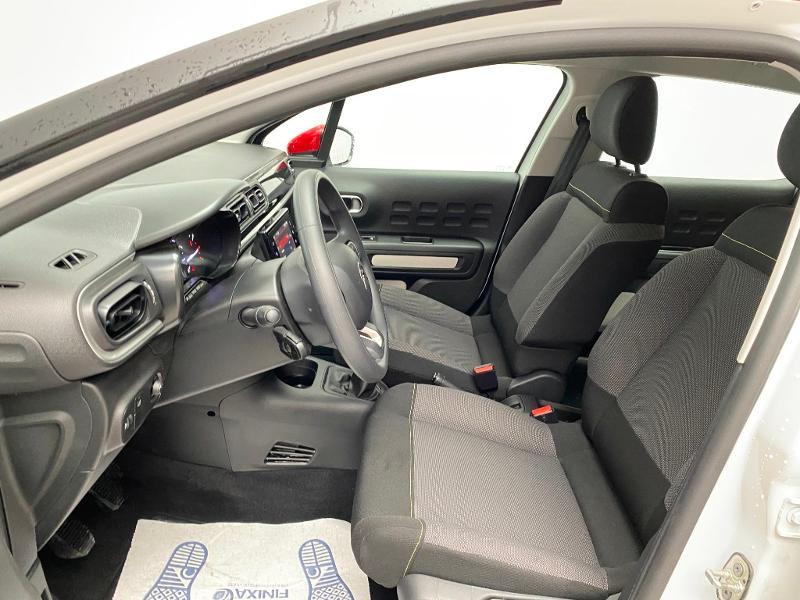 Photo 5 de l'offre de CITROEN C3 1.2 PureTech 83ch S&S Feel Pack à 14290€ chez Duval Automobiles