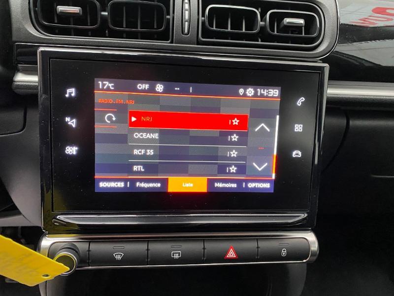 Photo 11 de l'offre de CITROEN C3 1.2 PureTech 83ch S&S Feel Pack à 14290€ chez Duval Automobiles