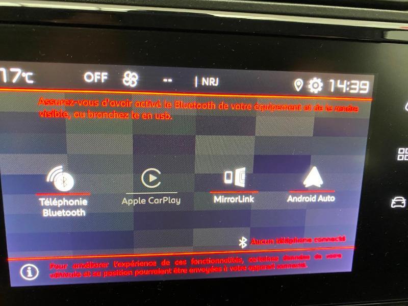 Photo 10 de l'offre de CITROEN C3 1.2 PureTech 83ch S&S Feel Pack à 14290€ chez Duval Automobiles