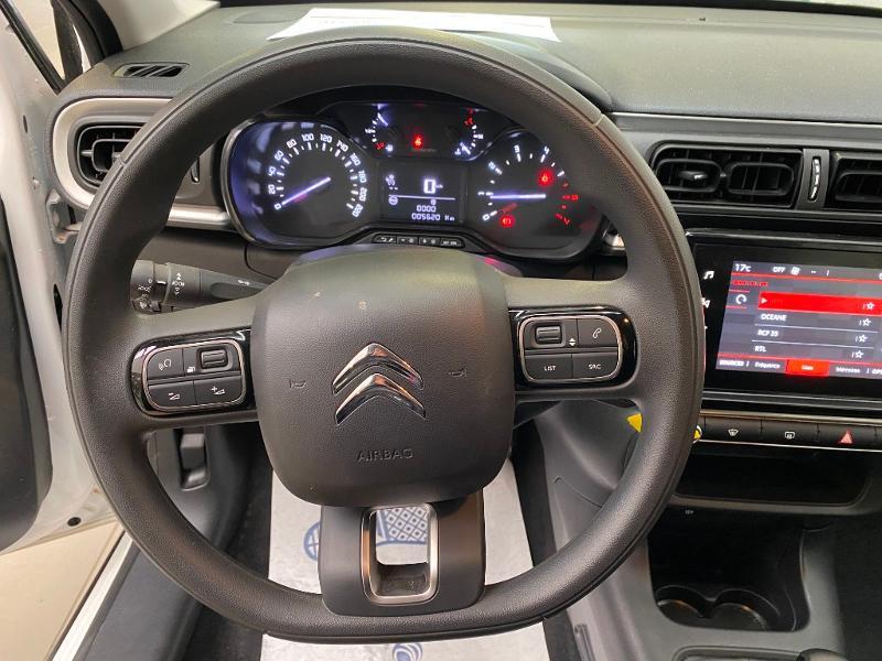 Photo 8 de l'offre de CITROEN C3 1.2 PureTech 83ch S&S Feel Pack à 14290€ chez Duval Automobiles