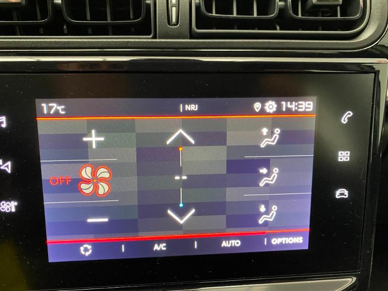 Photo 9 de l'offre de CITROEN C3 1.2 PureTech 83ch S&S Feel Pack à 14290€ chez Duval Automobiles