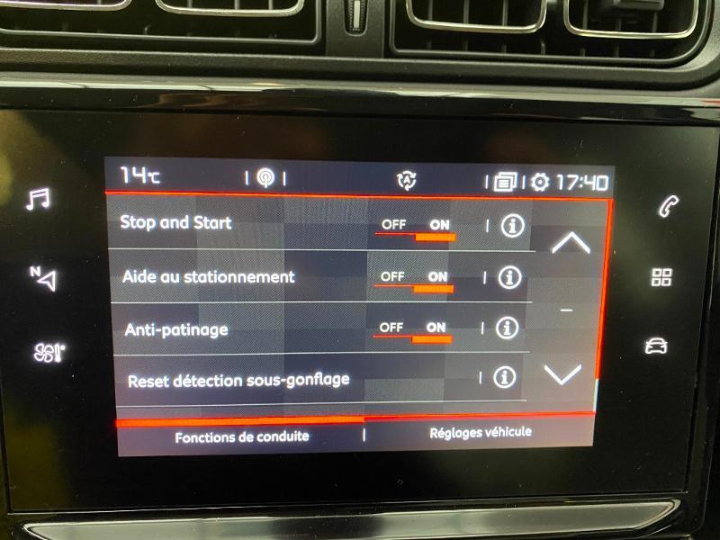 Photo 14 de l'offre de CITROEN C3 PureTech 82ch Shine Origins S&S E6.d 82 à 14990€ chez Duval Automobiles