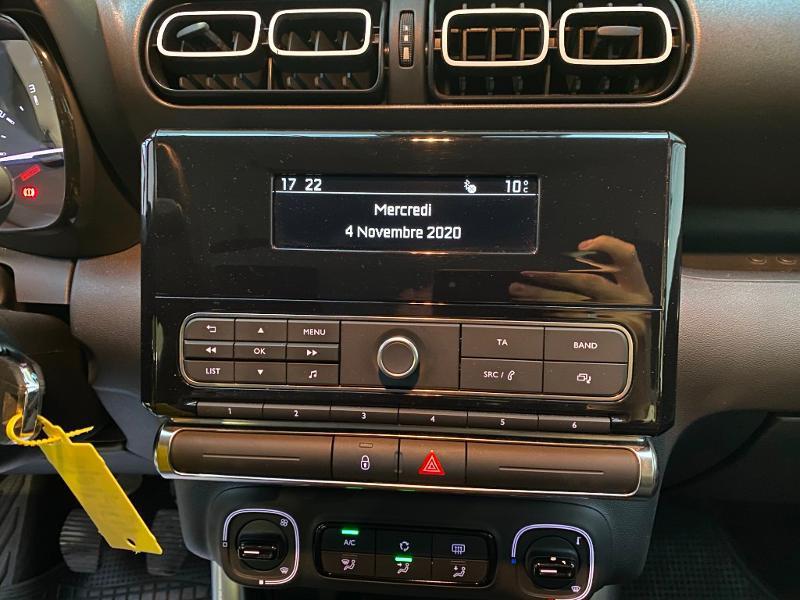 Photo 9 de l'offre de CITROEN C3 Aircross PureTech 82ch Live E6.d-TEMP à 13590€ chez Duval Automobiles