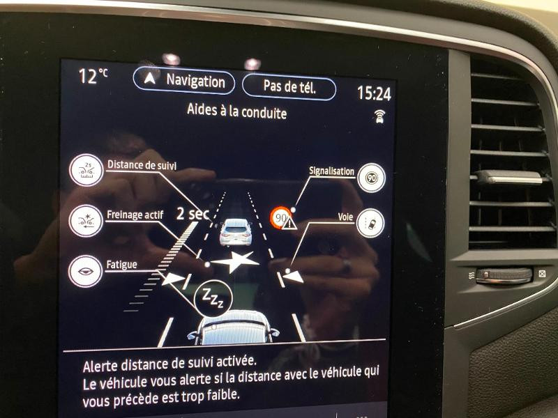 Photo 16 de l'offre de RENAULT Megane 1.5 Blue dCi 115ch RS Line EDC 115 à 24990€ chez Duval Automobiles
