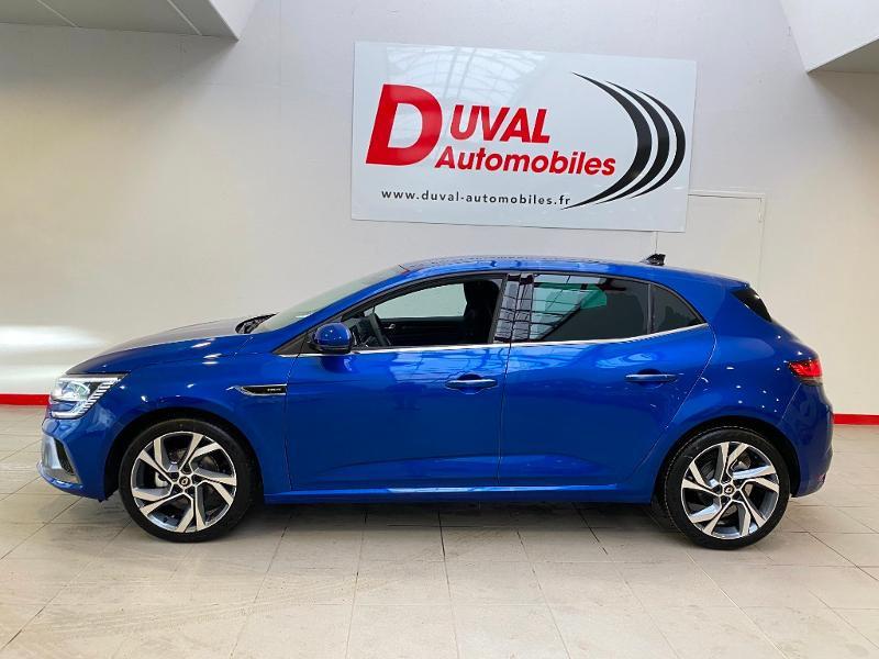 Photo 3 de l'offre de RENAULT Megane 1.5 Blue dCi 115ch RS Line EDC 115 à 24990€ chez Duval Automobiles