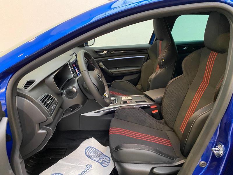 Photo 5 de l'offre de RENAULT Megane 1.5 Blue dCi 115ch RS Line EDC 115 à 24990€ chez Duval Automobiles