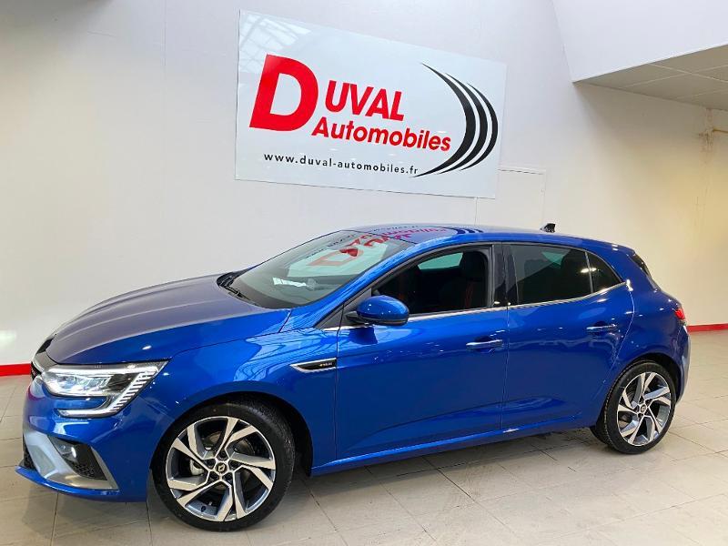 Photo 1 de l'offre de RENAULT Megane 1.5 Blue dCi 115ch RS Line EDC 115 à 24990€ chez Duval Automobiles