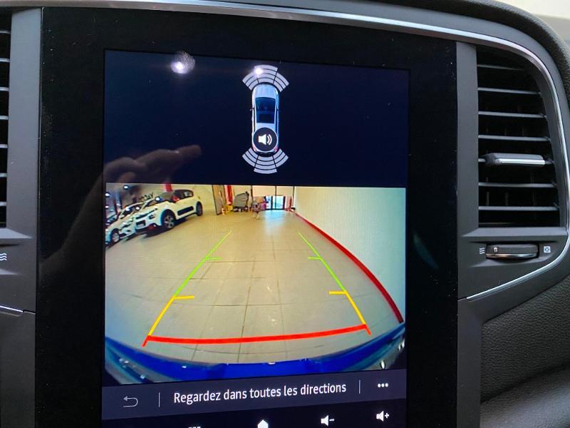 Photo 10 de l'offre de RENAULT Megane 1.5 Blue dCi 115ch RS Line EDC 115 à 24990€ chez Duval Automobiles