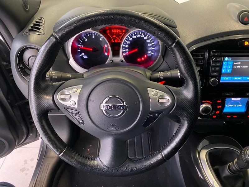 Photo 8 de l'offre de NISSAN Juke 1.5 dCi 110ch N-Connecta 110 à 13490€ chez Duval Automobiles