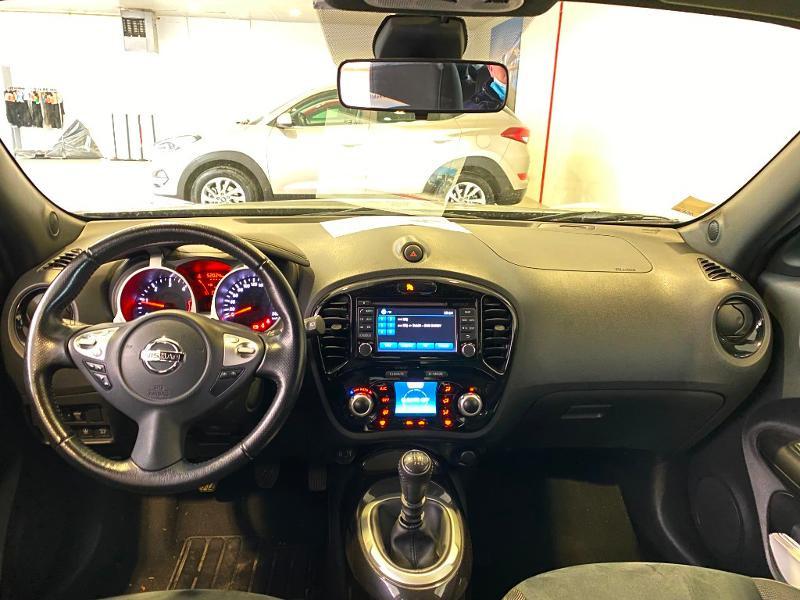 Photo 7 de l'offre de NISSAN Juke 1.5 dCi 110ch N-Connecta 110 à 13490€ chez Duval Automobiles