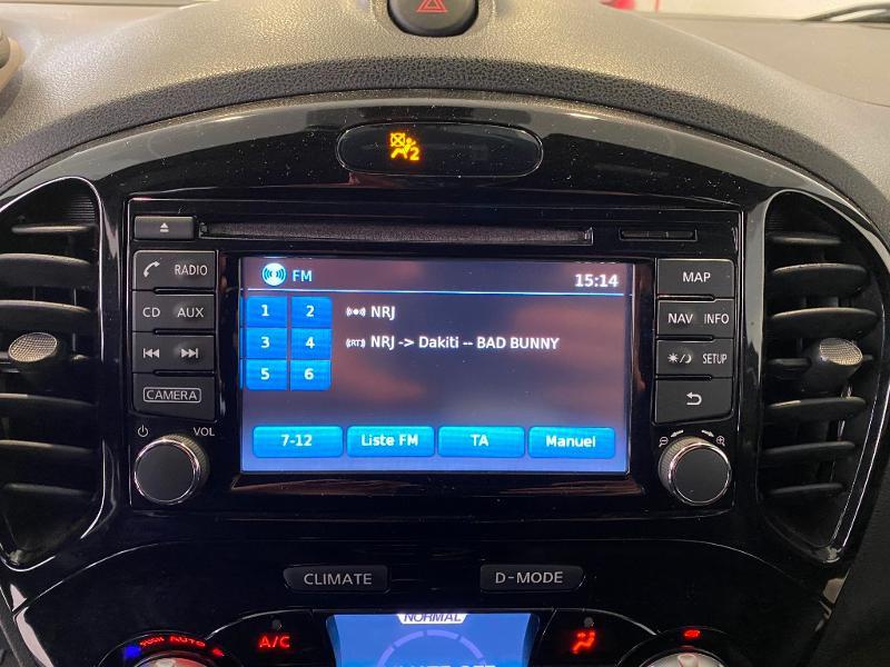 Photo 10 de l'offre de NISSAN Juke 1.5 dCi 110ch N-Connecta 110 à 13490€ chez Duval Automobiles