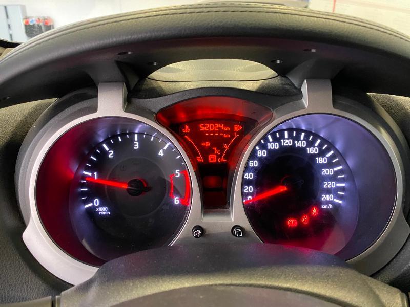 Photo 9 de l'offre de NISSAN Juke 1.5 dCi 110ch N-Connecta 110 à 13490€ chez Duval Automobiles