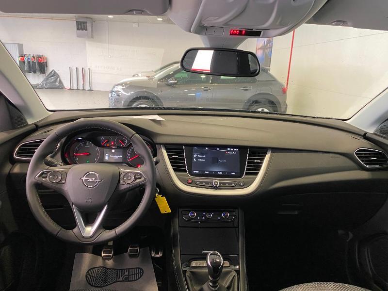 Photo 7 de l'offre de OPEL Grandland X 1.5 D 130ch Edition Business 7cv à 24890€ chez Duval Automobiles