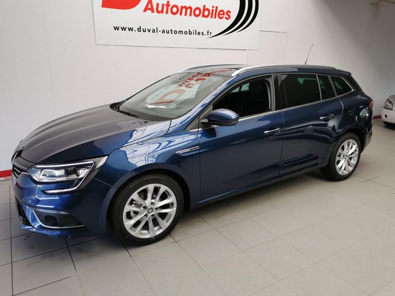 Photo 1 de l'offre de RENAULT Megane Estate 1.5 Blue dCi 115ch Intens EDC - 20 115 à 22690€ chez Duval Automobiles