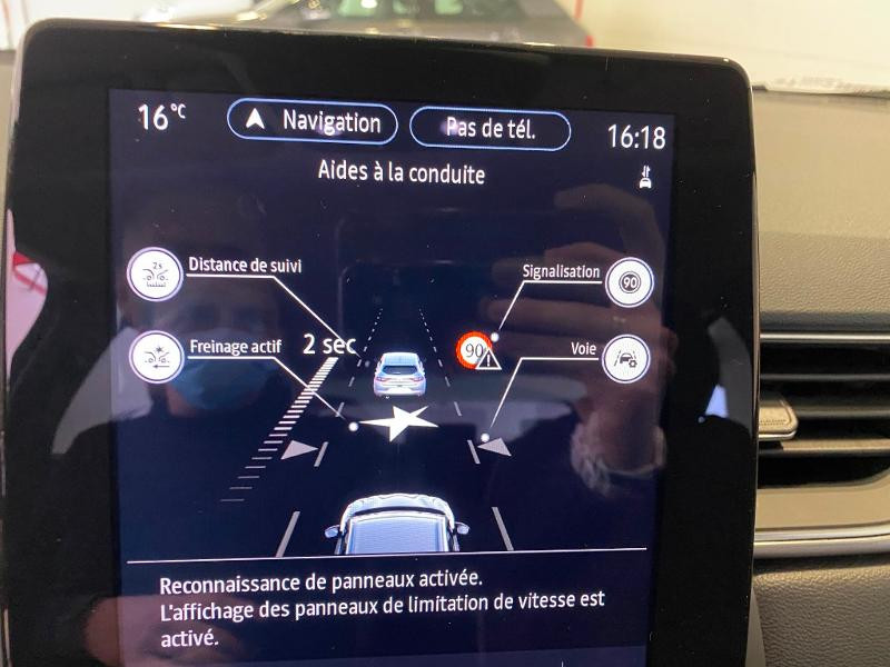 Photo 11 de l'offre de RENAULT Captur 1.3 TCe 140ch FAP Intens EDC - 21 à 24990€ chez Duval Automobiles