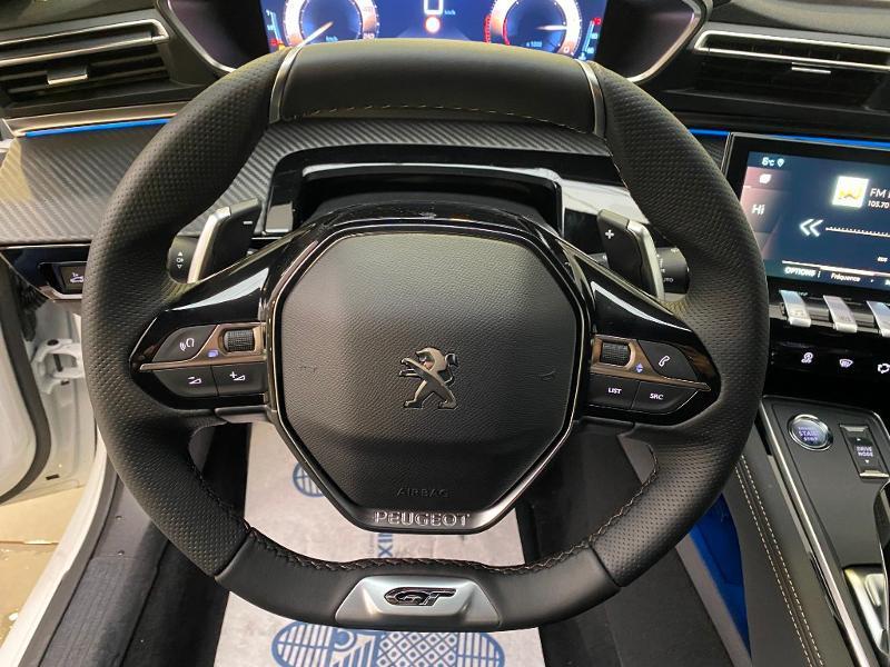 Photo 14 de l'offre de PEUGEOT 508 SW BlueHDi 130ch S&S GT EAT8 130 à 32990€ chez Duval Automobiles