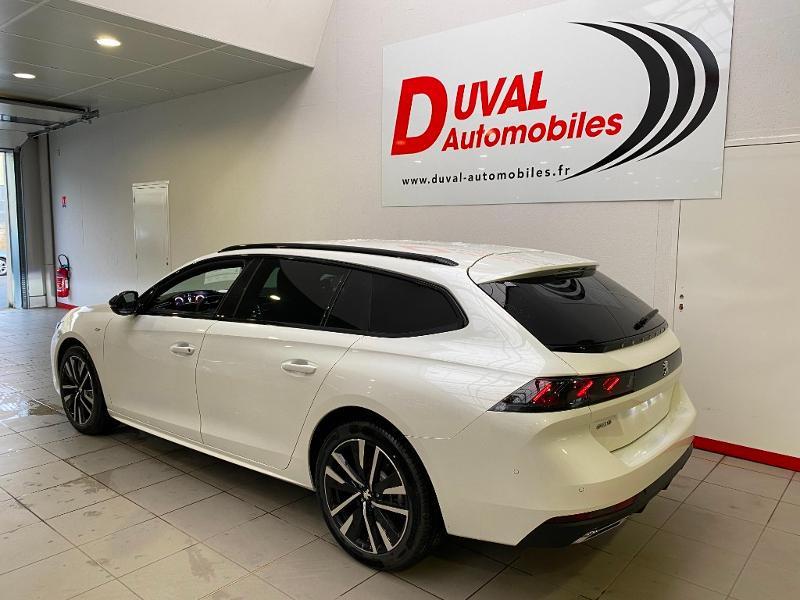Photo 4 de l'offre de PEUGEOT 508 SW BlueHDi 130ch S&S GT EAT8 130 à 32990€ chez Duval Automobiles