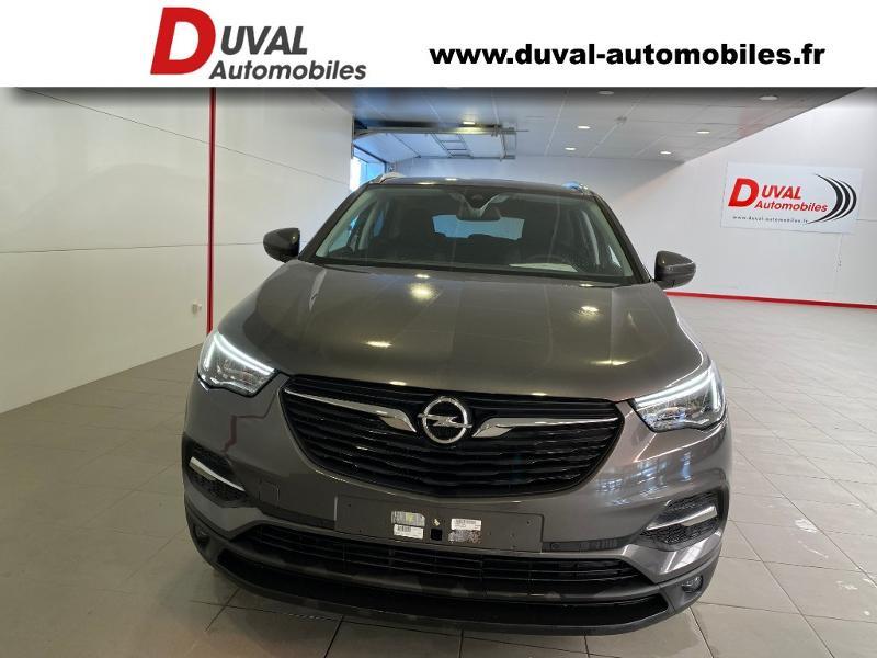 Photo 2 de l'offre de OPEL Grandland X 1.5 D 130ch Edition Business 7cv à 24890€ chez Duval Automobiles