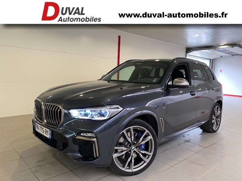 Photo 1 de l'offre de BMW X5 M50dA xDrive 400ch Perfomance à 93990€ chez Duval Automobiles