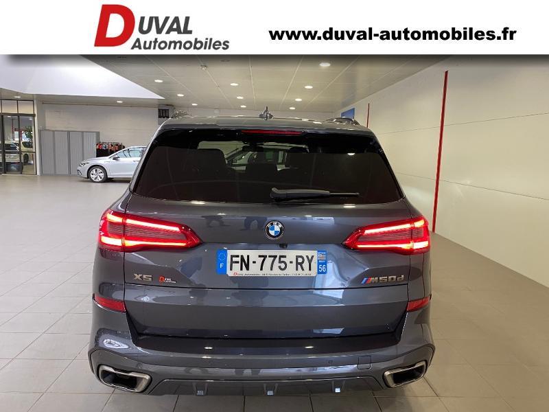 Photo 32 de l'offre de BMW X5 M50dA xDrive 400ch Perfomance à 93990€ chez Duval Automobiles