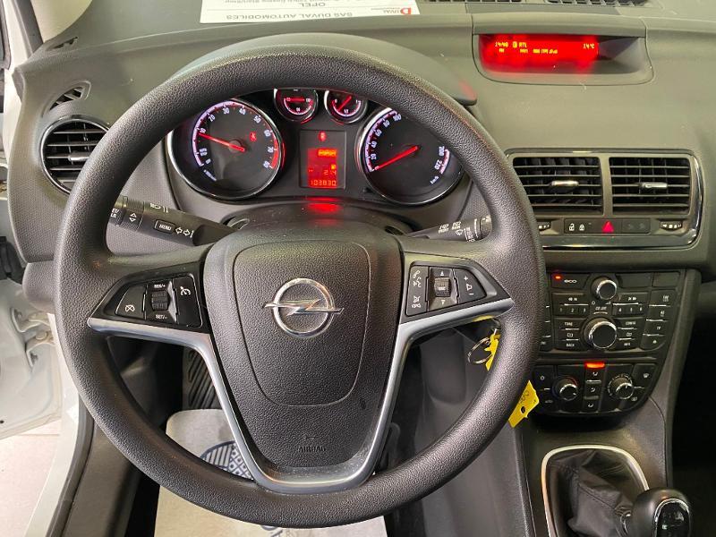Photo 8 de l'offre de OPEL Meriva 1.4 Turbo Twinport 120ch Cosmo Start/Stop à 7890€ chez Duval Automobiles
