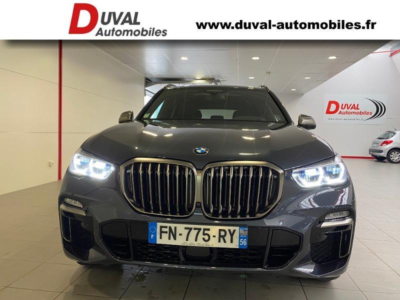 Photo 2 de l'offre de BMW X5 M50dA xDrive 400ch Perfomance à 93990€ chez Duval Automobiles