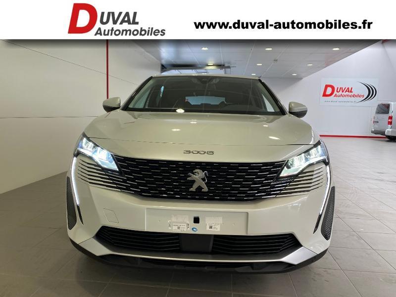 Photo 2 de l'offre de PEUGEOT 3008 1.5 BlueHDi 130ch S&S Allure EAT8 à 32990€ chez Duval Automobiles
