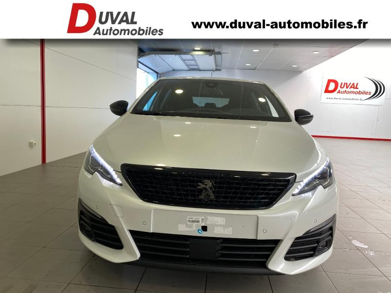 Photo 2 de l'offre de PEUGEOT 308 1.5 BlueHDi 130ch S&S GT Pack EAT8 à 26690€ chez Duval Automobiles