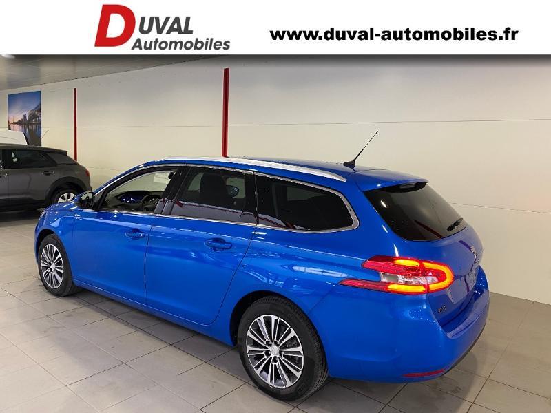 Photo 4 de l'offre de PEUGEOT 308 SW 1.5 BlueHDi 130ch S&S Allure Pack à 22790€ chez Duval Automobiles