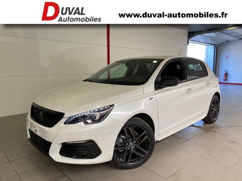 Photo 1 de l'offre de PEUGEOT 308 1.5 BlueHDi 130ch S&S GT Pack EAT8 à 26690€ chez Duval Automobiles