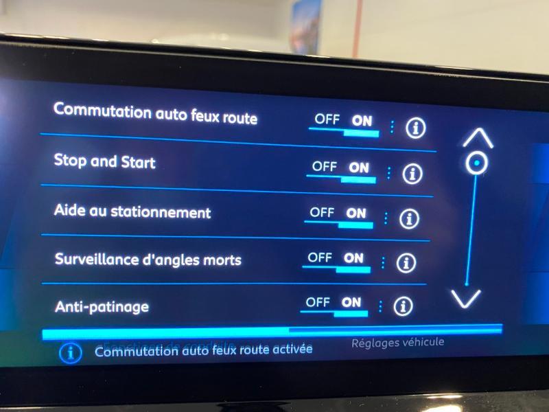 Photo 11 de l'offre de PEUGEOT 3008 1.5 BlueHDi 130ch S&S Allure EAT8 à 32990€ chez Duval Automobiles