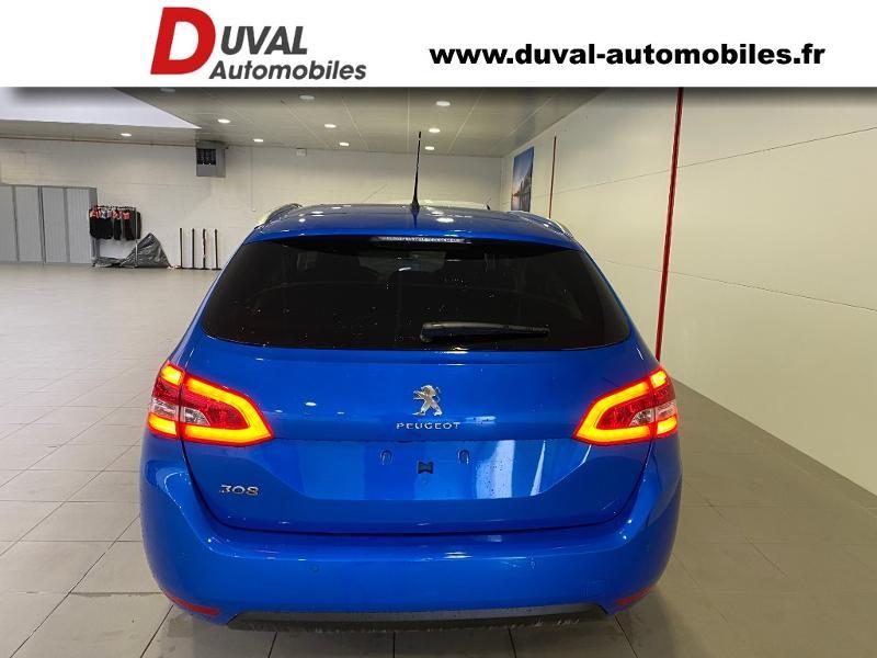 Photo 19 de l'offre de PEUGEOT 308 SW 1.5 BlueHDi 130ch S&S Allure Pack à 22790€ chez Duval Automobiles