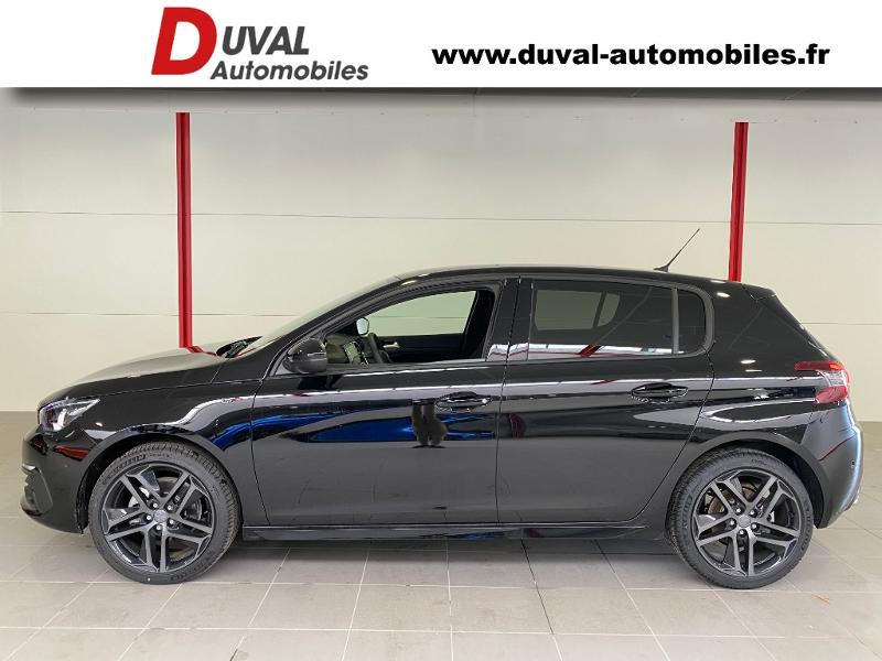 Photo 3 de l'offre de PEUGEOT 308 1.5 BlueHDi 130ch S&S GT Pack EAT8 à 26690€ chez Duval Automobiles