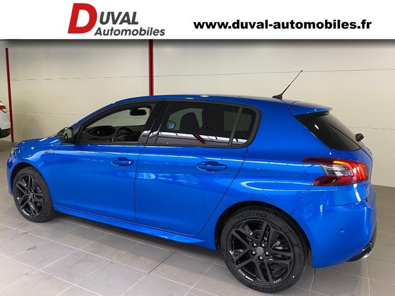 Photo 4 de l'offre de PEUGEOT 308 1.5 BlueHDi 130ch S&S GT Pack EAT8 à 26690€ chez Duval Automobiles
