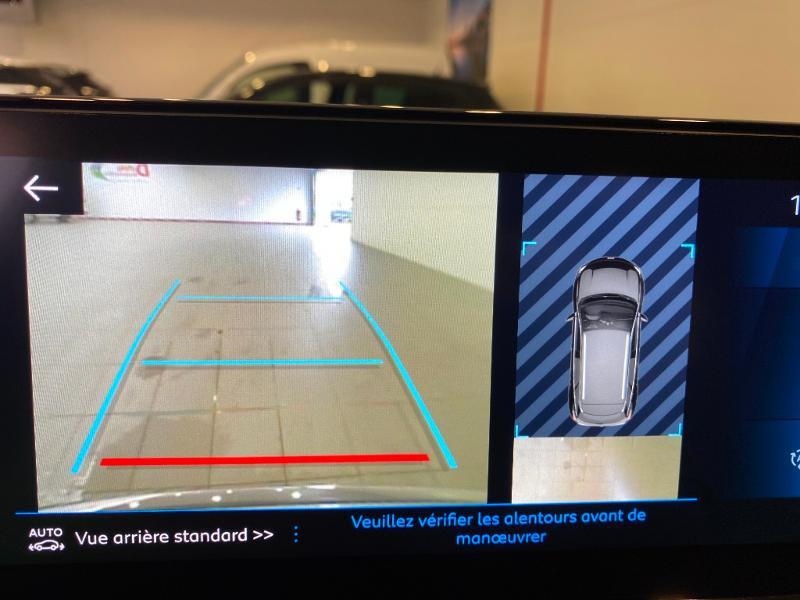 Photo 10 de l'offre de PEUGEOT 3008 1.5 BlueHDi 130ch S&S Allure EAT8 à 32990€ chez Duval Automobiles
