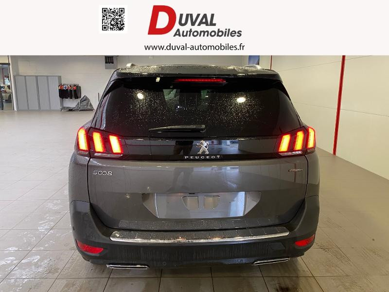 Photo 16 de l'offre de PEUGEOT 5008 1.5 BlueHDi 130ch S&S GT Line EAT8 à 31990€ chez Duval Automobiles