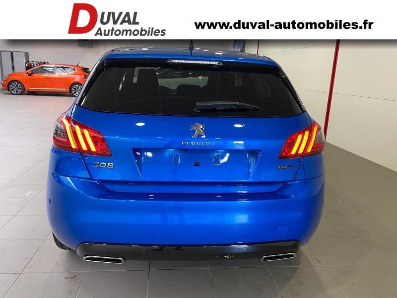 Photo 19 de l'offre de PEUGEOT 308 1.5 BlueHDi 130ch S&S GT Pack EAT8 à 26690€ chez Duval Automobiles