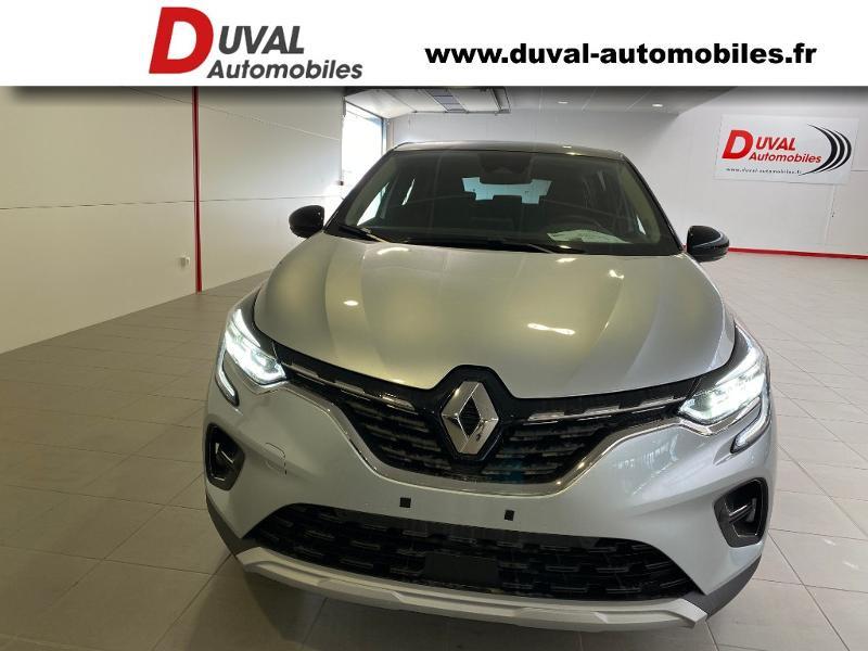 Photo 2 de l'offre de RENAULT Captur 1.3 TCe 140ch FAP Intens EDC - 21 à 24990€ chez Duval Automobiles