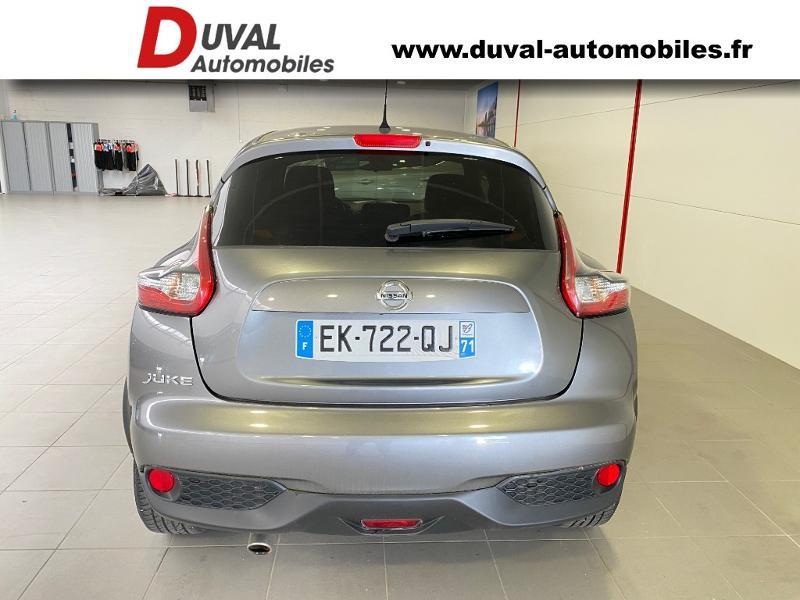 Photo 13 de l'offre de NISSAN Juke 1.5 dCi 110ch N-Connecta 110 à 13490€ chez Duval Automobiles